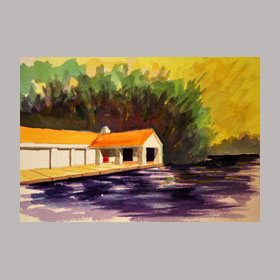 Parvin's Boat House